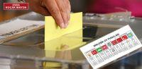 Yeni pusulada oy kullanmayı bilmiyoruz